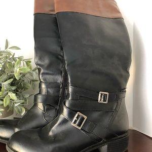 ARIZONA Dakota Boots Black/Tan Dakota 9 M